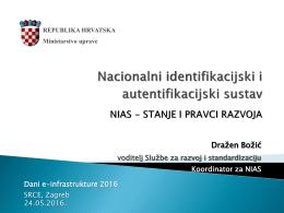 Nacionalni identifikacijski i autentifikacijski sustav (NIAS)