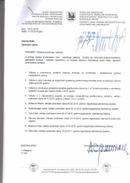 2. Prijedlog Odluke o utvrđivanju prosječne konačne