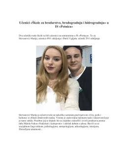 Petnica - brodarska.edu