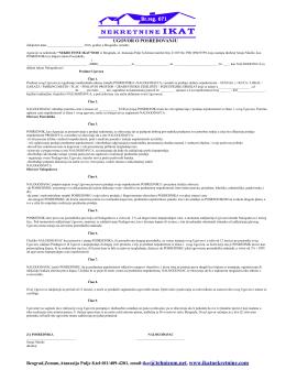 UGOVOR PRODAVAC pdf