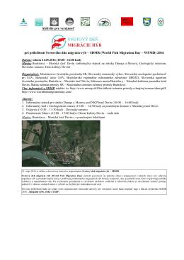 pdf, 314 kB - Ministerstvo životného prostredia
