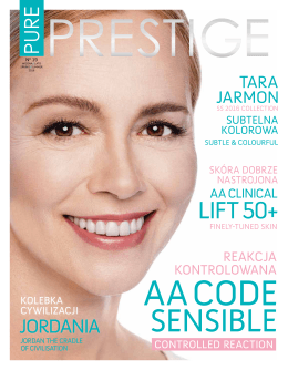 Pure Prestige - Kosmetyki AA