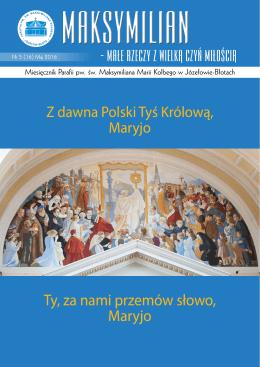 maksymilian_nr5-2016 - Rzymskokatolicka Parafia św