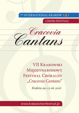Cracovia Cantans