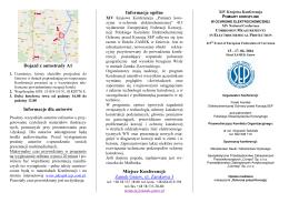 komunikat 2 - polski komitet elektrochemicznej ochrony przed korozją