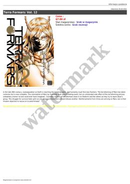 Terra Formars: Vol. 12