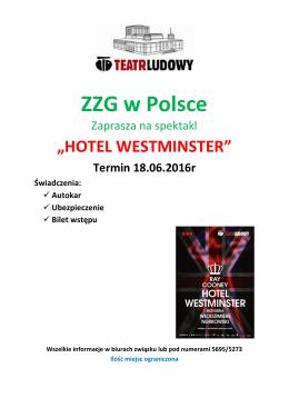 ZZG w Polsce