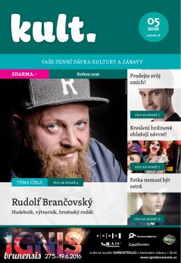 Rudolf Brančovský