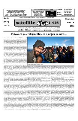 Číslo 5/2016 v PDF - Satellite 1-416
