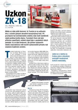 Uzkon ZK-18