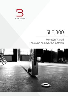 Montážní návod - SLF 300