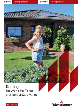 Katalog - Wienerberger