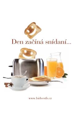 Katalog Snídaně 2016