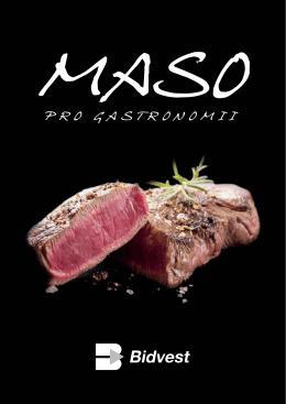 Katalog Maso 2016