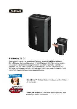 Fellowes 72 Ct