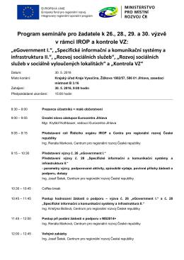 zde - Centrum pro regionální rozvoj České republiky
