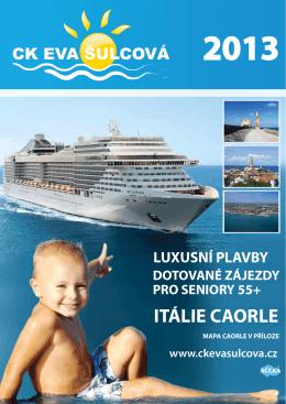 PDF Katalog 2013 - CK Eva Šulcová