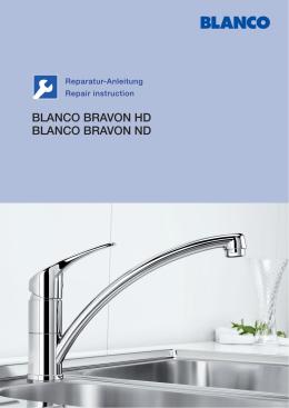 Reparaturanleitung BLANCO BRAVON