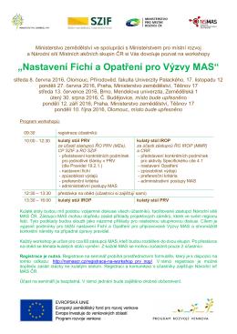 Pozvanka_6_workshopy_PRV_IROP
