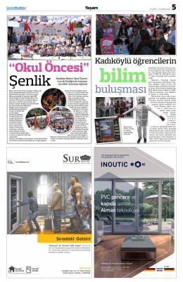 buluşması - gazete kadıköy