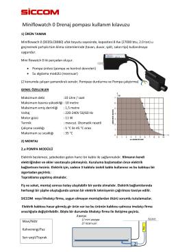 Kılavuz İndir - Atılım İç ve Dış Tic Ltd Şti