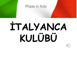 Made In Italy Kulübü