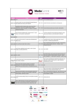 Programı İndir - Media Summit 2016