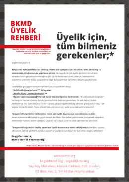 Şimdi Gör - Bahçeşehir Kolejleri Mezunlar Derneği (BKMD)