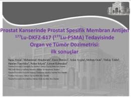 177Lu-PSMA - medikal fizik derneği