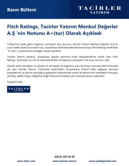 Main Title - Tacirler