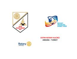 2016 - 2017 Komiteler - Ostim Rotary Kulübü