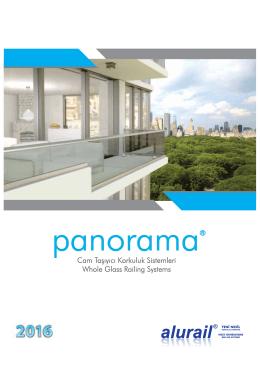 Panorama (Camlı Küpeşte)