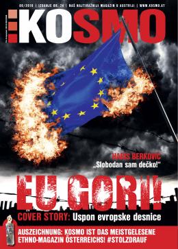 COVER STORY: Uspon evropske desnice