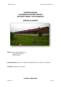 Sazetak_okolisna dozvola_Natura_Djurdjevac