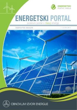 Preuzmite bilten - Energetski portal Srbije