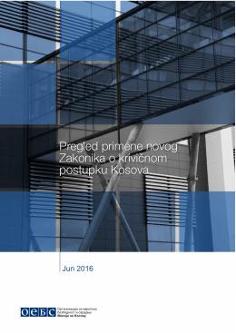 Pregled primene novog Zakonika o krivičnom postupku