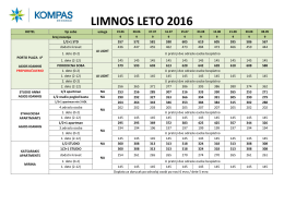 limnos leto 2016