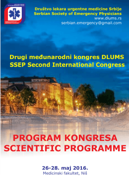 2016_Kongres DLUMS_Program_FINAL_V3