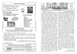 Solún 22/2016 - Gréckokatolícka farnosť Trebišov