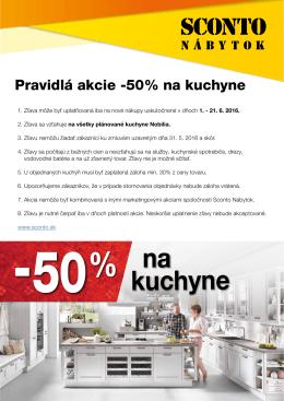 na kuchyne - SCONTO NÁBYTOK