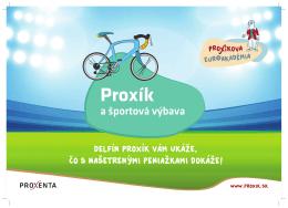 Proxík - proxik.sk