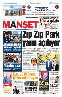 Euro 2016 öncesi jet imamlara uyarı - Antalya Haber