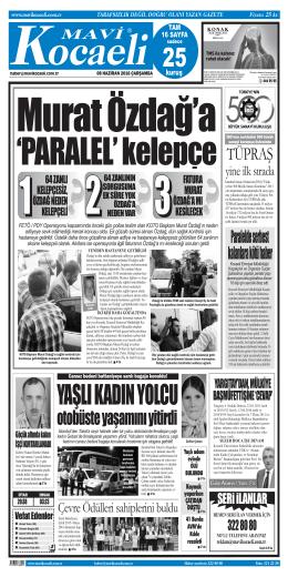 01_Mizanpaj 1 - Mavi Kocaeli Gazetesi
