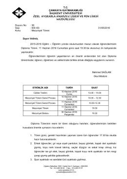 İndir  - Başkent Üniversitesi Özel Ayşeabla Okulları
