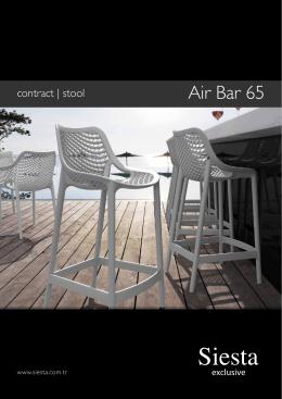 aır bar 65 stool