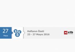 Haftanin Ozeti - 27 Mayis 2016