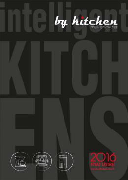 E-katalog - ByKitchen Endüstriyel Mutfak Ürünleri