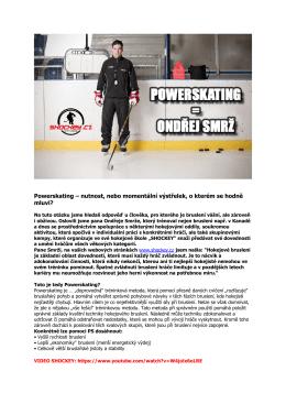 Powerskating