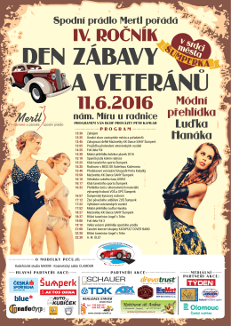 plakat A2 2016.indd - Mažoretky KK Dance SANY Šumperk