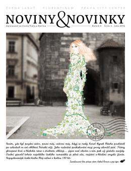NOVÉ JARO 2016 - Noviny a novinky